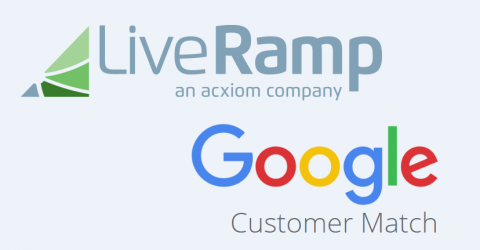 LiveRamp signe un partenariat avec Google Customer Match