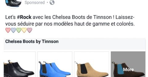 Facebook Collection Ads et campagnes à la performance, c'est possible !