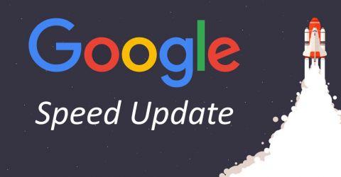 Google Speed Update : le temps de chargement des pages devient un facteur de positionnement sur mobile