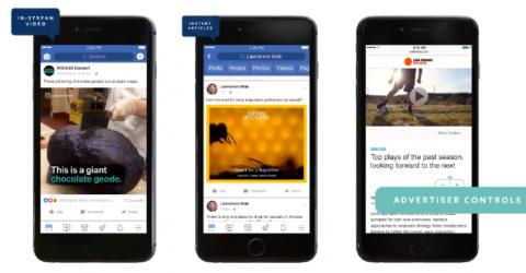Facebook fournit davantage de transparence sur ses supports de diffusion