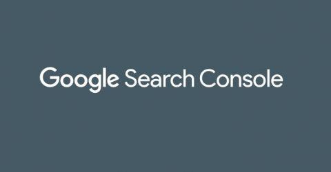 Nouveau rapport sur la vitesse de chargement dans la Google Search Console